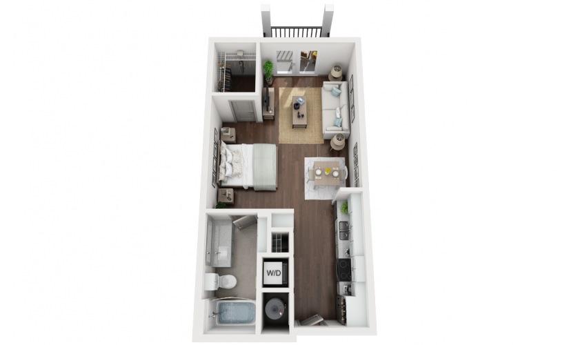 Floorplans Varela Westshore Apartments In Tampa Fl